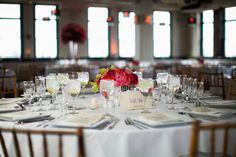 Andrea & Kevin's Tribeca Rooftop wedding Photo provided by Julian Ribinik Weddings