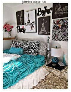 an amazing room idea regarding paris