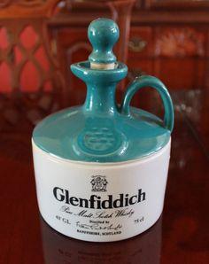 GLENFIDDICH Pure Malt SCOTCH Whisky Jug