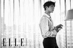 Park Bo-gum turned macho in Elle Taiwan Lee Bo Young, Moonlight Drawn By Clouds, Yoo Ah In, Korean Wave, Korean Entertainment, Bo Gum, Elle Magazine, Attractive Men, Asian Men