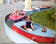 Boat rides at Lagoon