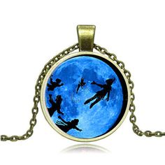 Necklace - Peter Pan