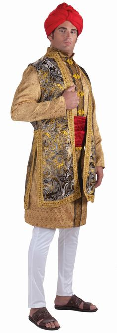Arabian Nights Costumes | Arabian Nights Royal Sultan Costume for your Halloween Costume 2014 ...