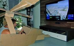 Now THIS is a real BF3 gaming setup.