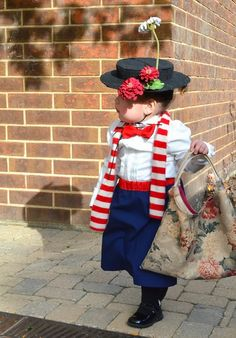 Mary Poppins costume idea