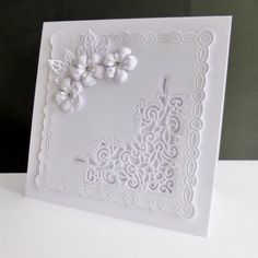 25+ Best Ideas about Tattered Lace Cards on Pinterest ...