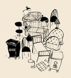 CATARINA SOBRAL | Recollida de trastos