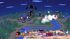 Super Smash Bros. Wii U - Mr. Game & Watch vs Ness - Frezhor - Nintendo ...