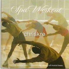 Spa Workout Music CD Aerobic Exercise Fun Jazz Ethereal Musical Beats Walking