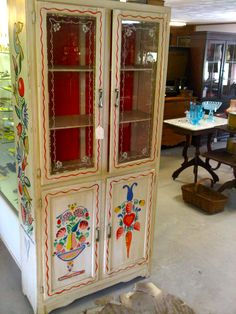 At-Home Project: Painted Furniture! | Madcap Cottage