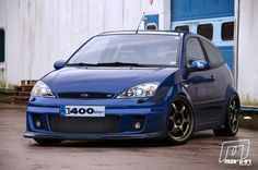 Ford Focus by on DeviantArt Ford Focus Svt, Ford Focus Hatchback, Focus Rs, Golf Mk2, American Auto, Ac Cobra, Mk1, Felicia, Motorcycles