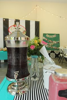 Abby's Graduation Party (in Kate Spade Style!) | Less Than Perfect Life of Bliss | home, diy, travel, parties, family, faith