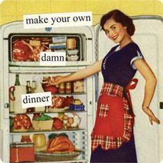 Kein Licht im Kühlschrank....
