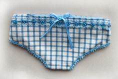 COSMETIC BAG BLUE #003