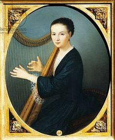 Rosa Bortolan (1817-1892) - Maddalena Goujon at the Harp