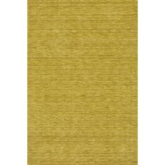 "Tonal Solid 100% Wool Accent Rug - Kiwi (Green) (3'6""x5'6"")"