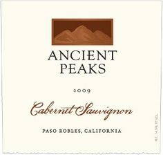 Ancient Peaks Winery