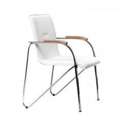 Scaune de birou ergonomice si conferință Scaun conferință - vizitator Sabina - Samba Antares Outdoor Chairs, Outdoor Furniture, Outdoor Decor, Samba, Modern, Design, Home Decor, Trendy Tree, Decoration Home