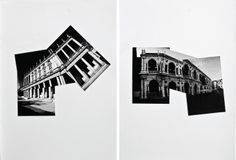 Cameron McEwan:  Chiericati and Palladian Basilica, Vicenza