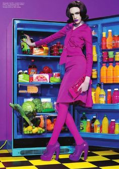 Pop Wife Miles Aldridge