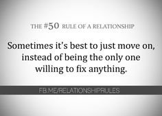 The Rule of a Relationship Troubled Relationship, Relationship Rules, Relationships, Sweet Quotes, Me Quotes, Sweet Sayings, What Love Means, Healing A Broken Heart, Meaning Of Love
