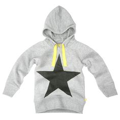 organic big star hoody