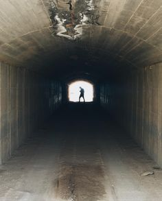 Recuerda que por muy pequeña que sea siempre habrá luz a final de ese túnel.