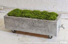 Ideas para proyectos DIY con cemento! / Diy cement projects!