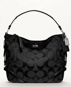 Happy Birthday to me! Nice new Coach bag!