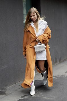 The Best Street Style At Milan Fashion Week AW18 - ELLEUK.com