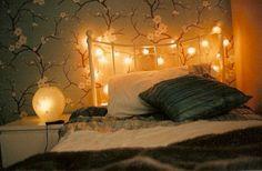 22 Romantic Bedroom Lighting Ideas