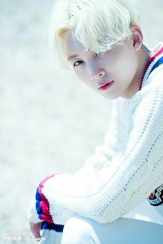 "#Jeonghan #Seventeen 4th Mini Album ""Al1"" Naver x  Dispatch"