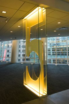 Headquarters of Bloomberg Financial Company | Pentagram - New York, NY 2012