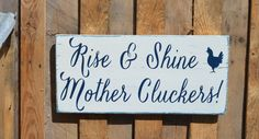 Image result for shabby chic chicken house sign