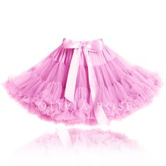 Baby Pink Pettiskirt by OLIVIA ROSE ™