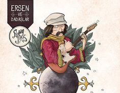 "Check out new work on my @Behance portfolio: ""Anatolian Rock Revival Project - ErsenveDadaslar"" http://on.be.net/1jcLp2m"