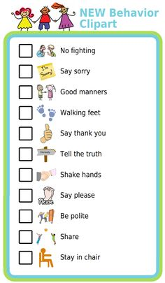 Teacher Discover Make Your Own List: Mobile or Printed Ive had a number of customers ask for images they can use to make a behavior chart so I added a bunch. What am I missing? School Behavior Chart, Behavior Chart Preschool, Good Behavior Chart, Home Behavior Charts, Classroom Behavior Chart, Behavior Chart Toddler, Reward Chart Kids, Kids Rewards, Chore Chart Kids