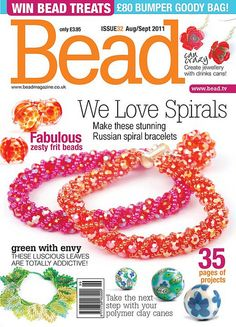 Bead Magazine Issue 32 | Flickr - Photo Sharing!
