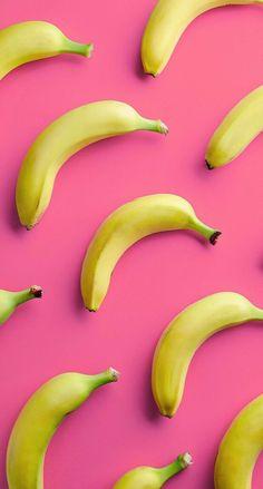 Bananas on pink aesthetic wallpaper aesthetic wallpaper iphone aesthetic background aesthetic background iphone wallpaper wallpaper backgrounds aesthetic