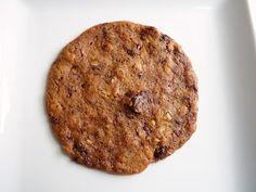 :pastry studio: Ultra Thin Chocolate Chunk Cookies