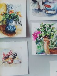 Amy Woods Watercolors