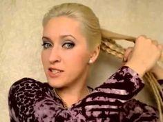 Serena Blake Lively Ponytail Braid Hair Style Tutorial Alltags Frisuren Mit Zöpfen Für Lange Haare