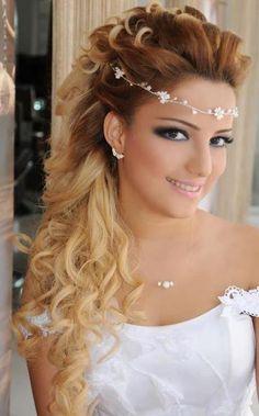 Hairstyles With Headbands Rhinestone Headband Crystal Headband Crystal Tiara Gold Silver