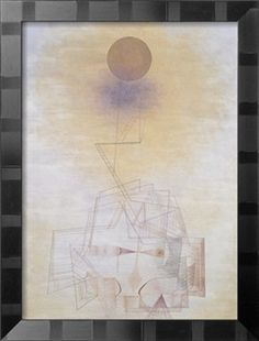 Limits of the Mind, 1927 Giclee Print by Paul Klee at Art.co.uk