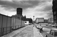 Berlin | DDR. Mohrenstrasse, Ost-Berlin. Chris John Dewitt