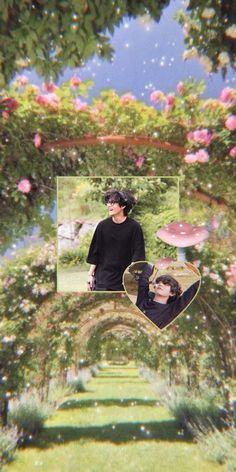 Soft Wallpaper, Bts Wallpaper, Aesthetic Collage, Kpop Aesthetic, Kpop Backgrounds, Star Sky, Bts Korea, Bts Lockscreen, Bts Photo