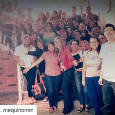 #Repost @mequinonez with @repostapp. ・・・ Escaleras plenas de inspiración y éxito hoy en los Diplomados @ceujap de Comunicaciones Integrales y Oratoria #MomentoCEUJAP