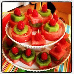 all-fruit dessert. I LOVE WATERMELON