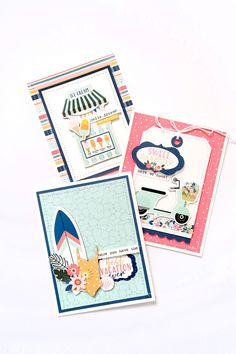 Pool Party Cards (1) Party Layout, Echo Park Paper, Best Vacations, Playing Cards, Projects, Handmade, Gifts, Inspiration, Layouts