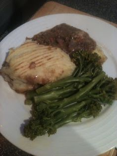 Cottage pie (slimming world friendly). Uk dinner recipe
